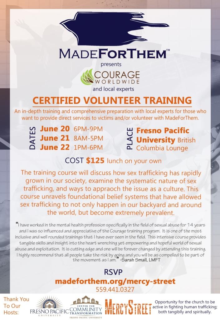 VolunteerTraining2014